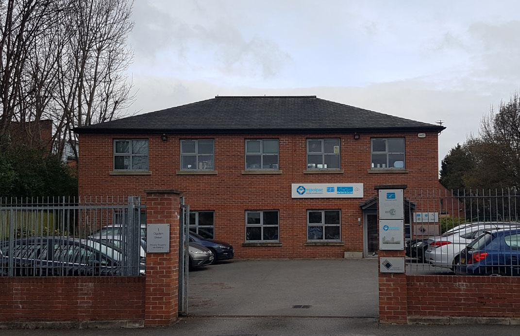Mjsolpac Manchester Sales Office