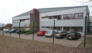 MJSolpac Telford Office & Factory